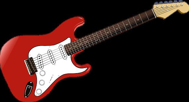 ストラトキャスターのギター