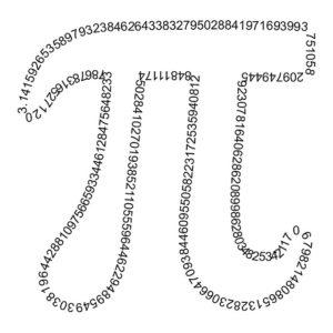 円周率 π