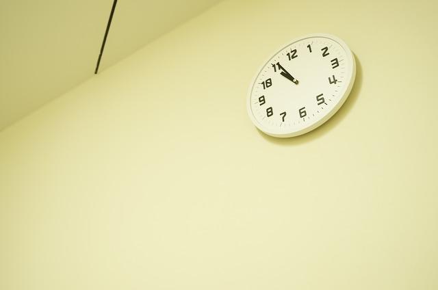 暇つぶし、時計