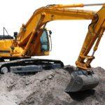 掘削と床掘